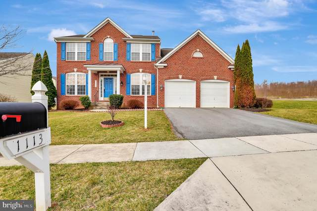 1113 Star Drive, HAGERSTOWN, MD 21742 (#MDWA171350) :: AJ Team Realty
