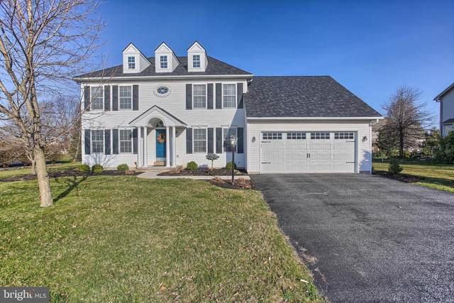 1351 Bee Jay Drive, YORK, PA 17404 (#PAYK135414) :: The Joy Daniels Real Estate Group