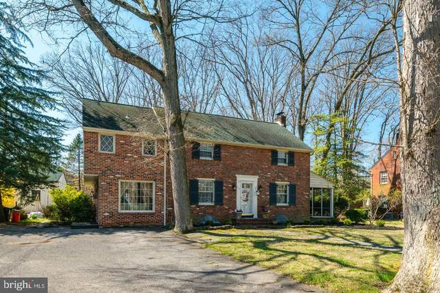 520 West End Avenue, HADDONFIELD, NJ 08033 (MLS #NJCD390116) :: The Dekanski Home Selling Team