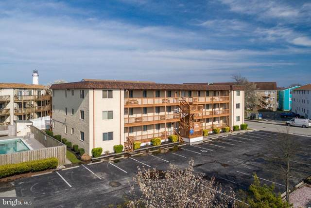 14405 Tunnel Avenue 114A, OCEAN CITY, MD 21842 (#MDWO112918) :: RE/MAX Coast and Country