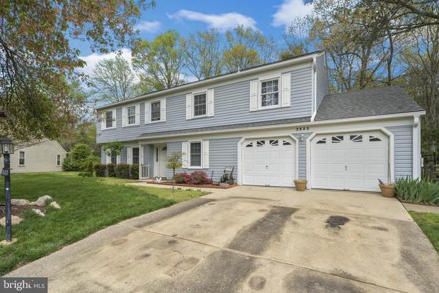 3523 Smoke Tree Court, WALDORF, MD 20602 (#MDCH212188) :: ExecuHome Realty