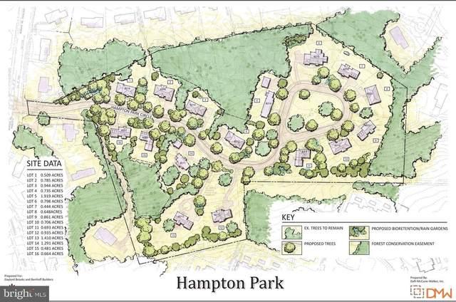 213 Hampton Park Circle, LUTHERVILLE TIMONIUM, MD 21093 (#MDBC488930) :: City Smart Living