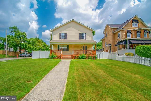 4314 Springdale Avenue, BALTIMORE, MD 21207 (#MDBA504392) :: The MD Home Team