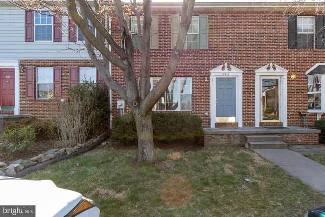 263 Waterford Lane, WINCHESTER, VA 22602 (#VAFV156364) :: The Putnam Group