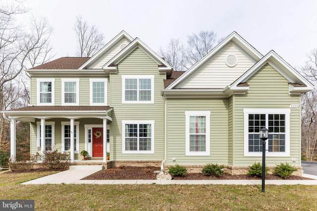 1155 Dorado Drive, HUNTINGTOWN, MD 20639 (#MDCA175288) :: The Sky Group
