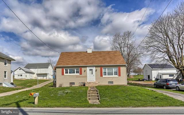 4733 E Prospect Road, YORK, PA 17406 (#PAYK135434) :: TeamPete Realty Services, Inc