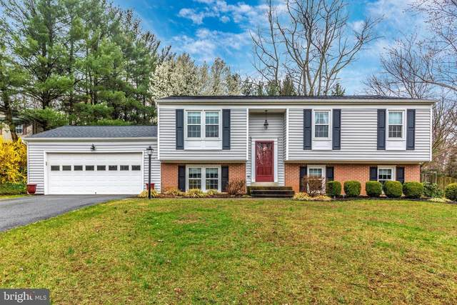 12405 Linganore Woods Circle, MONROVIA, MD 21770 (#MDFR261510) :: Jim Bass Group of Real Estate Teams, LLC