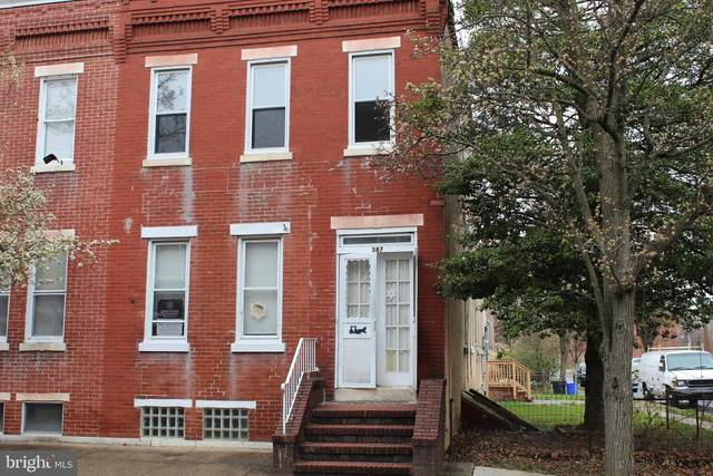 367 Barclay Street, BURLINGTON, NJ 08016 (#NJBL369436) :: Bob Lucido Team of Keller Williams Integrity
