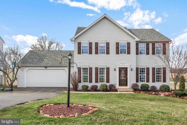 65 Wimbleton Way, RED LION, PA 17356 (#PAYK135456) :: The Craig Hartranft Team, Berkshire Hathaway Homesale Realty