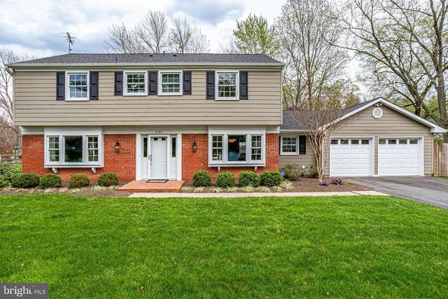 4105 Minstrell Lane, FAIRFAX, VA 22033 (#VAFX1117908) :: Jennifer Mack Properties