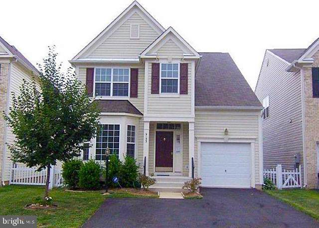 9133 Mulder Court, MANASSAS, VA 20111 (#VAPW490452) :: Network Realty Group