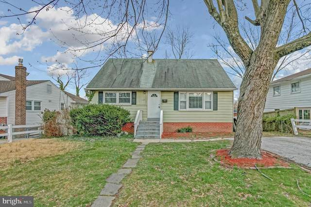 1128 12TH Street, LAUREL, MD 20707 (#MDPG562894) :: Pearson Smith Realty