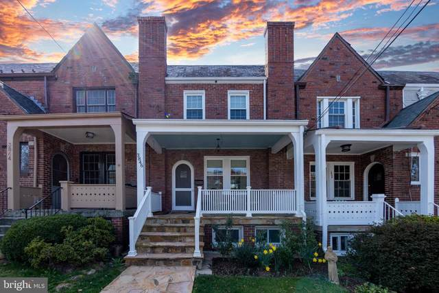 3846 Calvert Street NW, WASHINGTON, DC 20007 (#DCDC462482) :: Coleman & Associates
