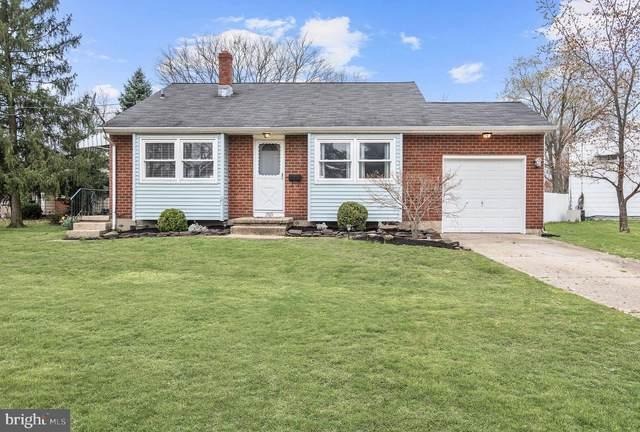 1505 Essex Drive, CINNAMINSON, NJ 08077 (#NJBL369464) :: The Steve Crifasi Real Estate Group