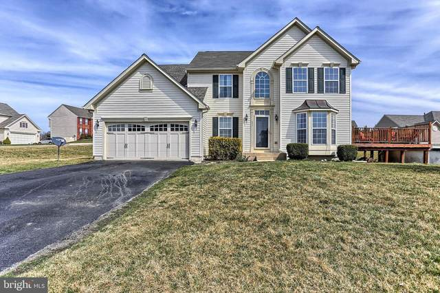 311 Courtney Court, SPRING GROVE, PA 17362 (#PAYK135484) :: Liz Hamberger Real Estate Team of KW Keystone Realty
