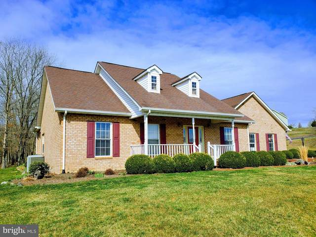 63 Frye Road, HEDGESVILLE, WV 25427 (#WVBE175822) :: Great Falls Great Homes