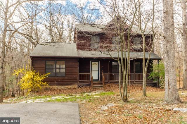 320 Overlook Drive, CROSS JUNCTION, VA 22625 (#VAFV156398) :: AJ Team Realty