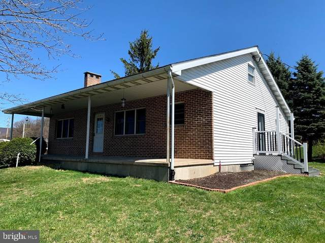 427 S 4TH Street, HAMBURG, PA 19526 (#PABK356290) :: Ramus Realty Group