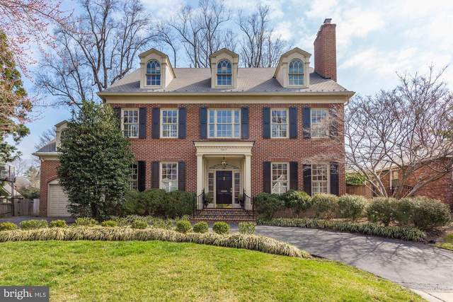 7907 Cypress Place, CHEVY CHASE, MD 20815 (#MDMC700642) :: The Licata Group/Keller Williams Realty