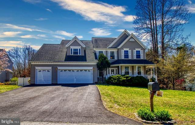 4317 S Creek Court, HUNTINGTOWN, MD 20639 (#MDCA175314) :: Radiant Home Group
