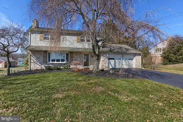 1653 County Line Road, BECHTELSVILLE, PA 19505 (#PABK356308) :: Tessier Real Estate