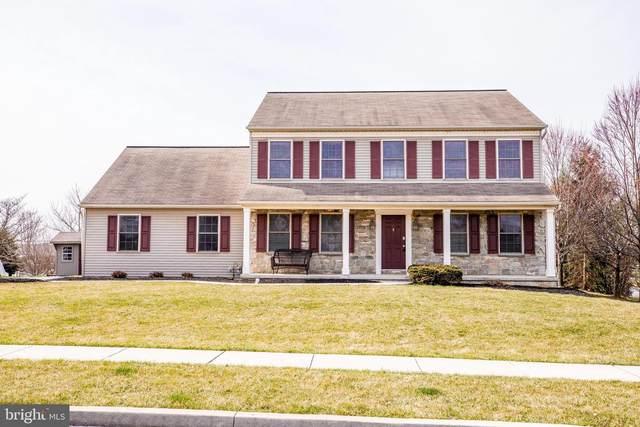423 Springbrook Drive, PALMYRA, PA 17078 (#PALN113280) :: John Smith Real Estate Group
