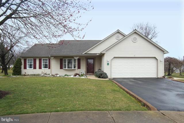 14 Brookside Circle, MYERSTOWN, PA 17067 (#PALN113282) :: Iron Valley Real Estate