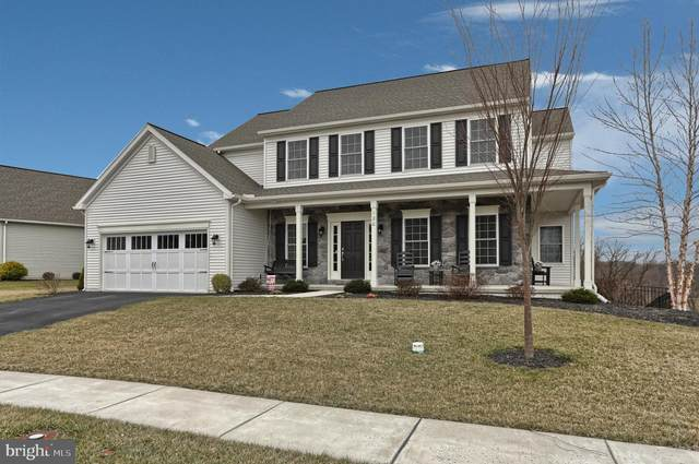 120 Woods Edge Drive, HUMMELSTOWN, PA 17036 (#PADA120276) :: Iron Valley Real Estate