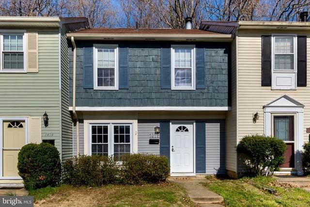1412 Foxwood Court, ANNAPOLIS, MD 21409 (#MDAA429104) :: Keller Williams Flagship of Maryland