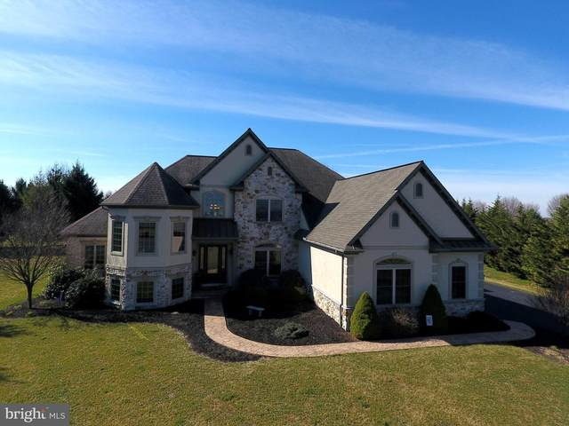 1114 Cornerstone Lane, LEBANON, PA 17042 (#PALN113288) :: The Heather Neidlinger Team With Berkshire Hathaway HomeServices Homesale Realty