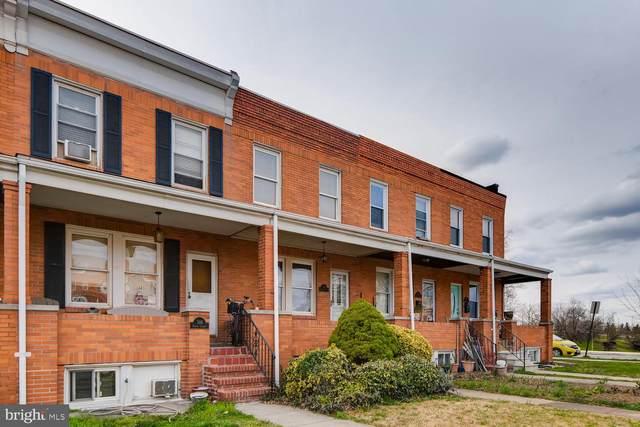 304 Elrino Street, BALTIMORE, MD 21224 (#MDBA504552) :: Coleman & Associates