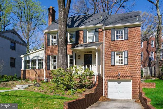 4213 Leland Street, CHEVY CHASE, MD 20815 (#MDMC700700) :: Blackwell Real Estate