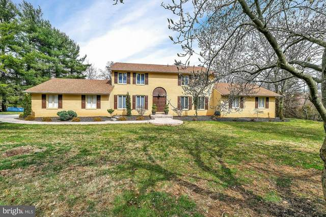 12103 Ridge Valley Drive, OWINGS MILLS, MD 21117 (#MDBC489126) :: CR of Maryland