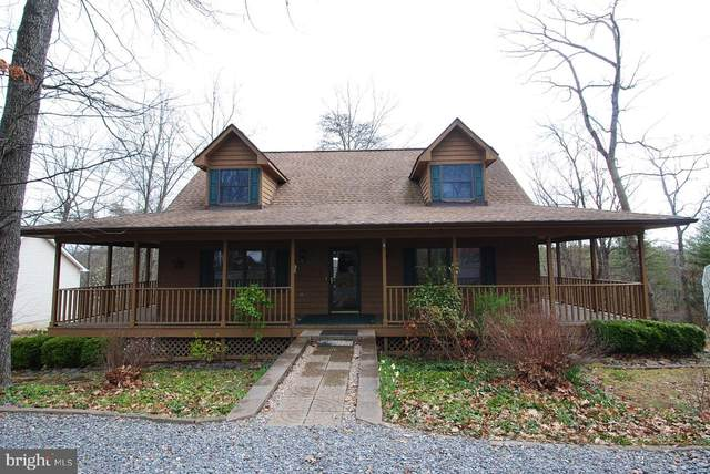 113 Greenwood Court, CROSS JUNCTION, VA 22625 (#VAFV156408) :: Pearson Smith Realty