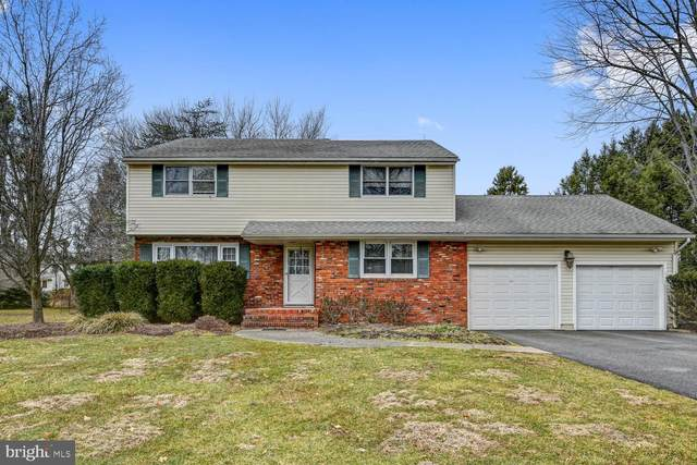6 Bedford Drive, EWING, NJ 08628 (#NJME293552) :: John Smith Real Estate Group