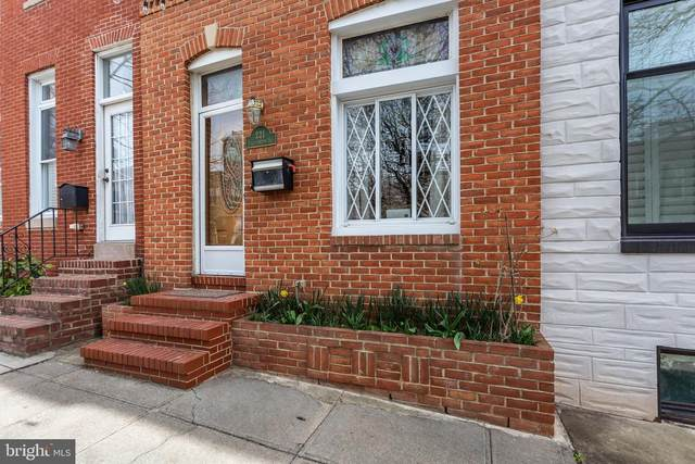 221 S Collington Avenue, BALTIMORE, MD 21231 (#MDBA504564) :: SURE Sales Group
