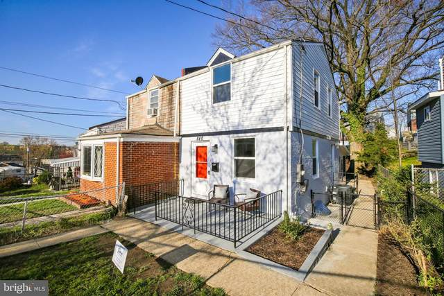 840 52ND Street NE, WASHINGTON, DC 20019 (#DCDC462574) :: The MD Home Team