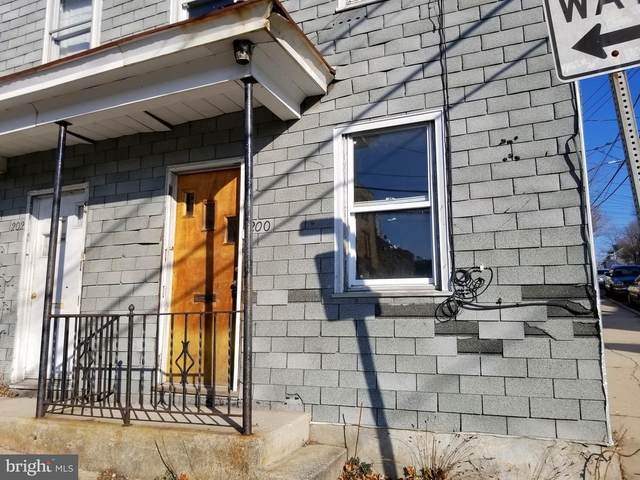 200 Harrison Street, POTTSVILLE, PA 17901 (#PASK130256) :: The Joy Daniels Real Estate Group