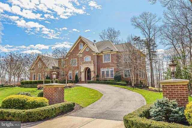 2555 Vale Ridge Court, OAKTON, VA 22124 (#VAFX1118162) :: Cristina Dougherty & Associates