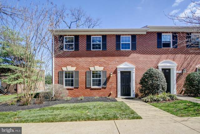2311 Mcgregor Court, VIENNA, VA 22182 (#VAFX1118160) :: HergGroup Horizon