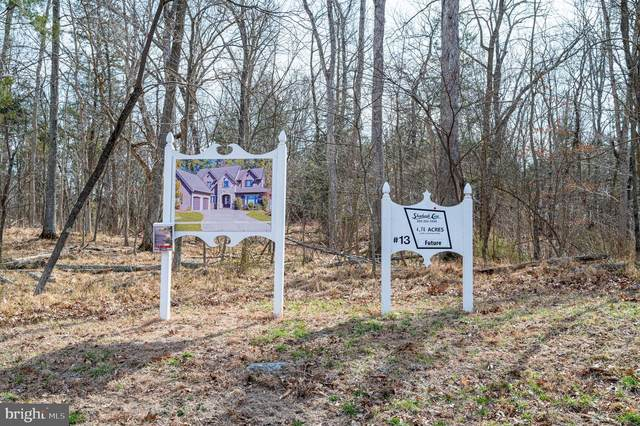 Lot 13 Swift River Way, SHEPHERDSTOWN, WV 25443 (#WVBE175852) :: The Piano Home Group