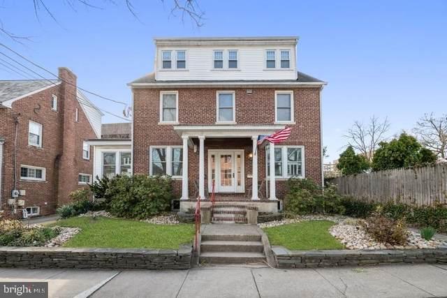 54 N Tulane Street, PRINCETON, NJ 08542 (#NJME293562) :: Bob Lucido Team of Keller Williams Integrity
