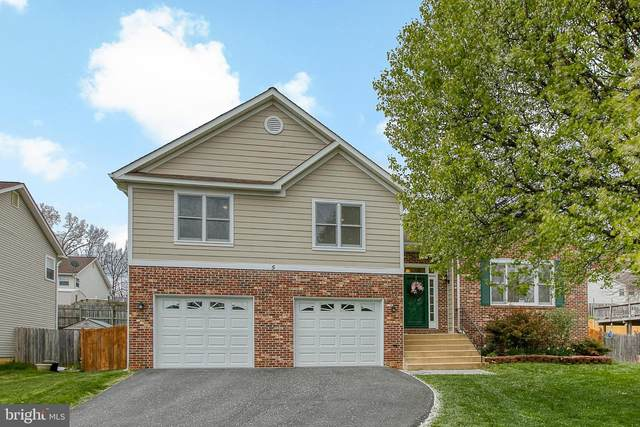 5 Emerson Court, STAFFORD, VA 22554 (#VAST220044) :: Jacobs & Co. Real Estate