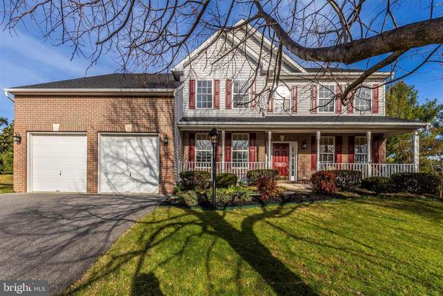 6954 Inverness Court, NEW MARKET, MD 21774 (#MDFR261566) :: Network Realty Group