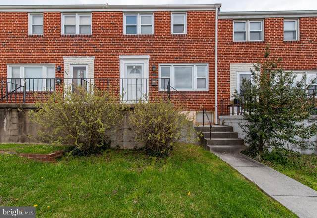 905 Wilton Drive, BALTIMORE, MD 21227 (#MDBC489156) :: Network Realty Group