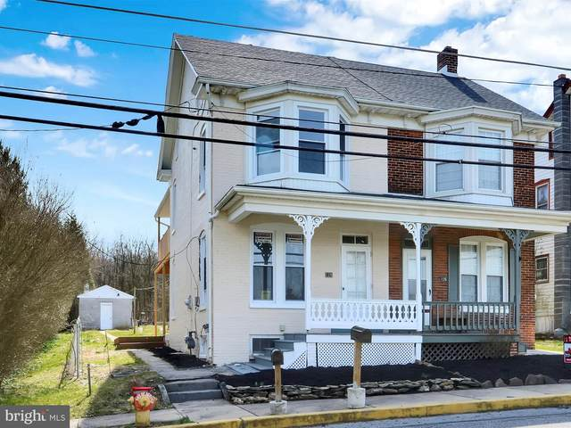 128 Church Street, SEVEN VALLEYS, PA 17360 (#PAYK135534) :: The Joy Daniels Real Estate Group
