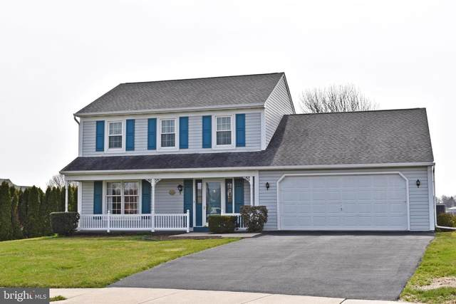328 Dogwood Lane, NEW HOLLAND, PA 17557 (#PALA161282) :: The Heather Neidlinger Team With Berkshire Hathaway HomeServices Homesale Realty