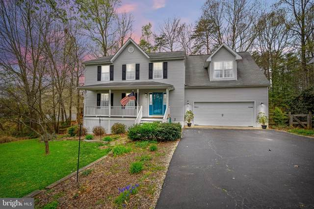 54 Melanie Hollow Lane, FREDERICKSBURG, VA 22405 (#VAST220052) :: Speicher Group of Long & Foster Real Estate