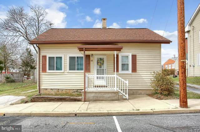49 Church Street, SEVEN VALLEYS, PA 17360 (#PAYK135538) :: Liz Hamberger Real Estate Team of KW Keystone Realty