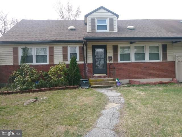 7203 Barlow Court, BALTIMORE, MD 21244 (#MDBC489170) :: AJ Team Realty